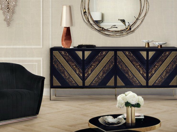 sideboard designs Catch a Chill In Your Living Room With Captivating Sideboard Designs catch a chill in your living room with captivating sideboard designs ft 740x550