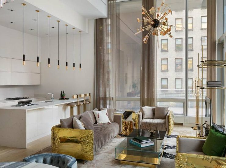 luxury interiors Inside Covet NYC Luxury Interiors Room by Room inside covet nyc luxury interiors room by room ft 740x550