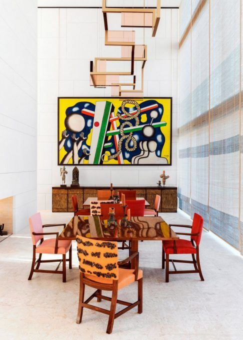 Dining Rooms By Peter Marino [object object] Dining Rooms By Peter Marino 1 Yahoo News 486x680