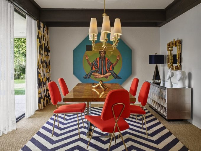 DINING ROOM PROJECTS BY JONATHAN ADLER jonathan adler DINING ROOM PROJECTS BY JONATHAN ADLER 5 Dwell 680x510