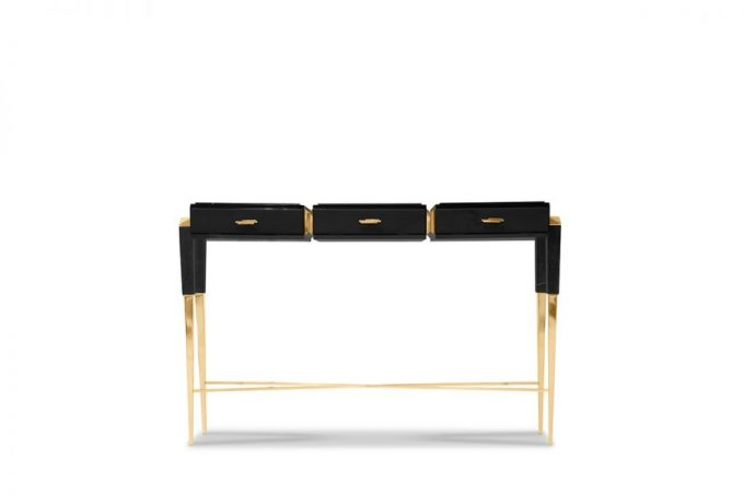 SPEAR CONSOLE TABLE covet house COVET NYC SAMPLE SALE: LOOBY spear console table luxxu 01 900x600 680x453