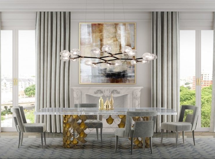 trendy dining tables TRENDY DINING TABLES FOR 2020 brabbu ambience press 109 HR 740x550