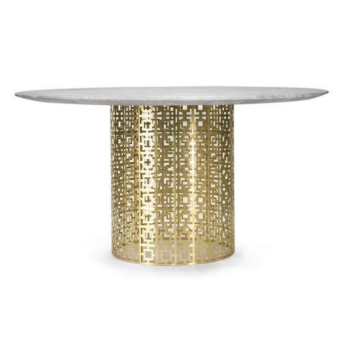 MODERN DINING TABLE BY JONATHAN ADLER jonathan adler MODERN DINING TABLE BY JONATHAN ADLER 2c6a135e d75c 45df 8f69 80faea6bf227