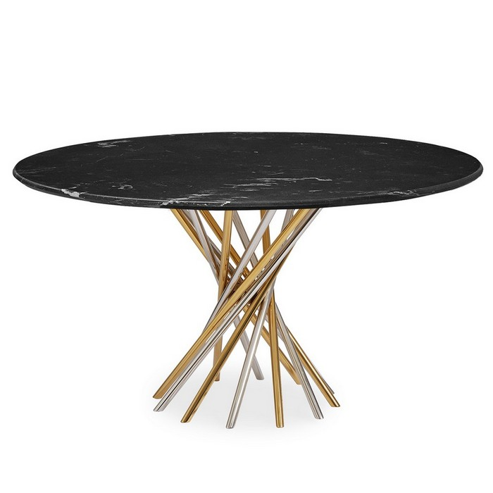 MODERN DINING TABLE BY JONATHAN ADLER jonathan adler MODERN DINING TABLE BY JONATHAN ADLER d4397cbb b79a 4603 8504 a094ca0ef039