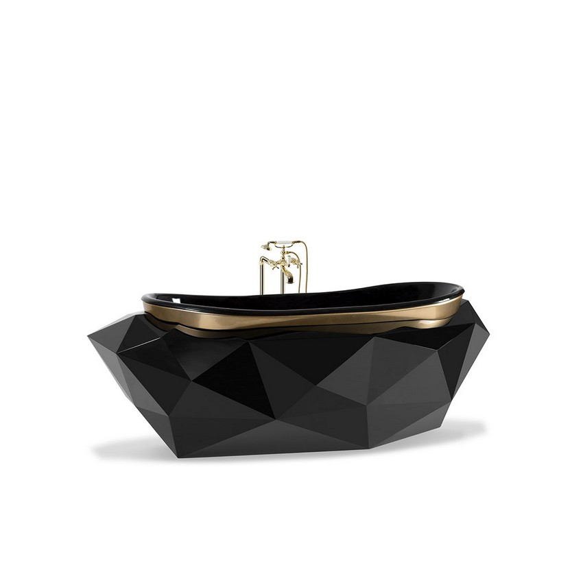 MODERN DESIGN TRENDS TO MAKE YOUR LUXURY BATHROOM BLOOM THIS SPRING modern design trends MODERN DESIGN TRENDS TO MAKE YOUR LUXURY BATHROOM BLOOM THIS SPRING diamond bathtub maison valentina 01