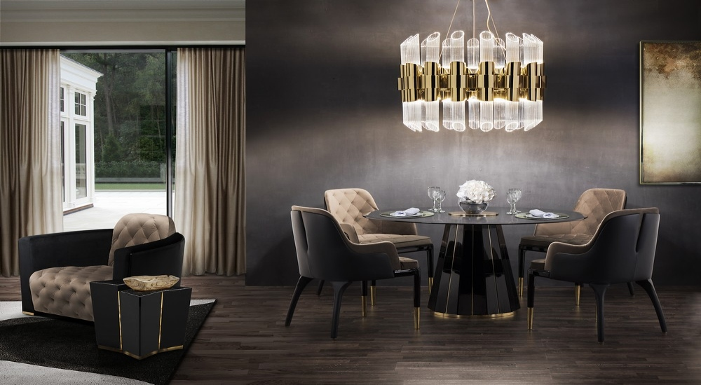 INTERIOR DESIGN TRENDS TO REFINE YOUR DINING ROOM IN 2020