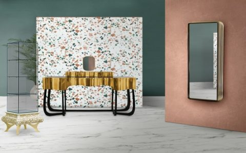 modern design trends MODERN DESIGN TRENDS TO MAKE YOUR LUXURY BATHROOM BLOOM THIS SPRING terrazzo2 480x300