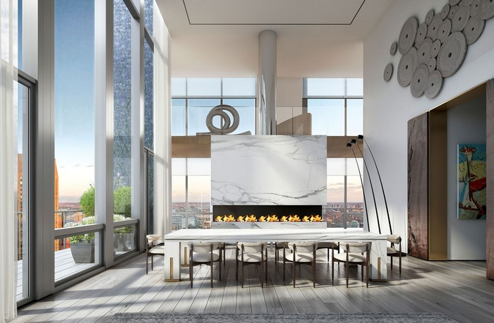 ODA NEW YORK CREATES OUTSTANDING PENTHOUSE DESIGN oda new york ODA NEW YORK CREATES OUTSTANDING PENTHOUSE DESIGN 6d17a122 9766 4eed 9990 0450bf37f581