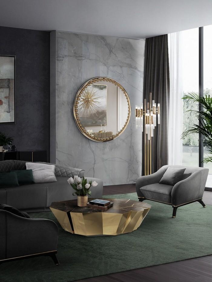 Luxury Center Tables: 25 Unique Designs For Bold Living Rooms In 2021 luxury center tables Luxury Center Tables: 25 Unique Designs For Bold Living Rooms In 2021 crackle
