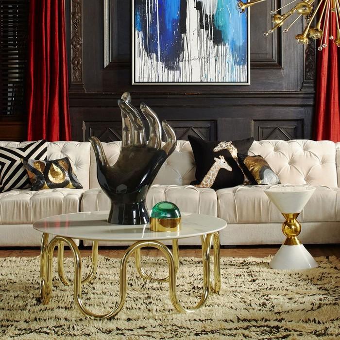 Luxury Center Tables: 25 Unique Designs For Bold Living Rooms In 2021 luxury center tables Luxury Center Tables: 25 Unique Designs For Bold Living Rooms In 2021 scalina adler