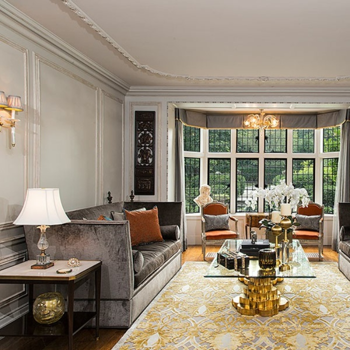Anjali pollack interior design projects new york city