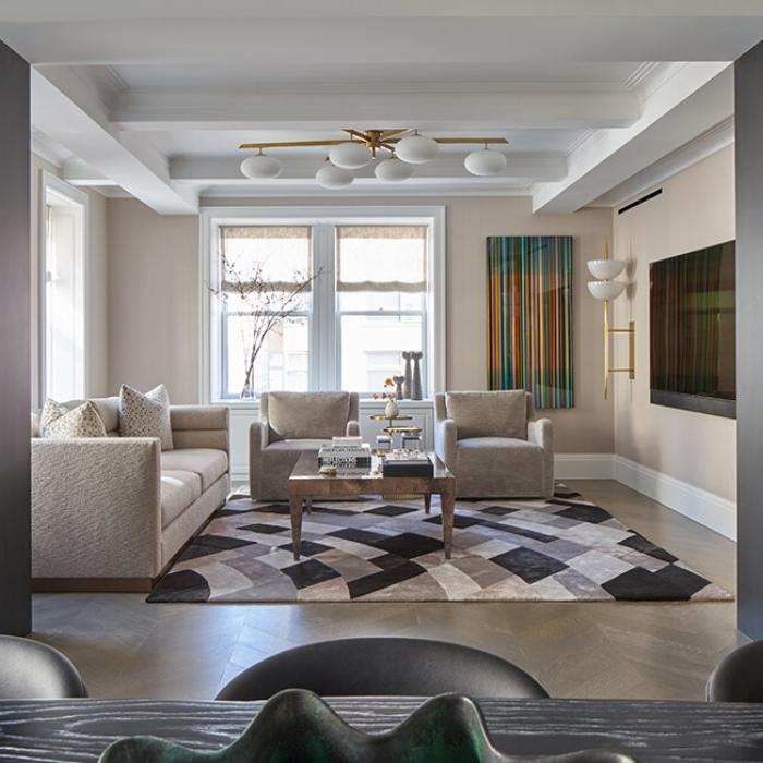 michelle gerson interior design projects new york city luxury