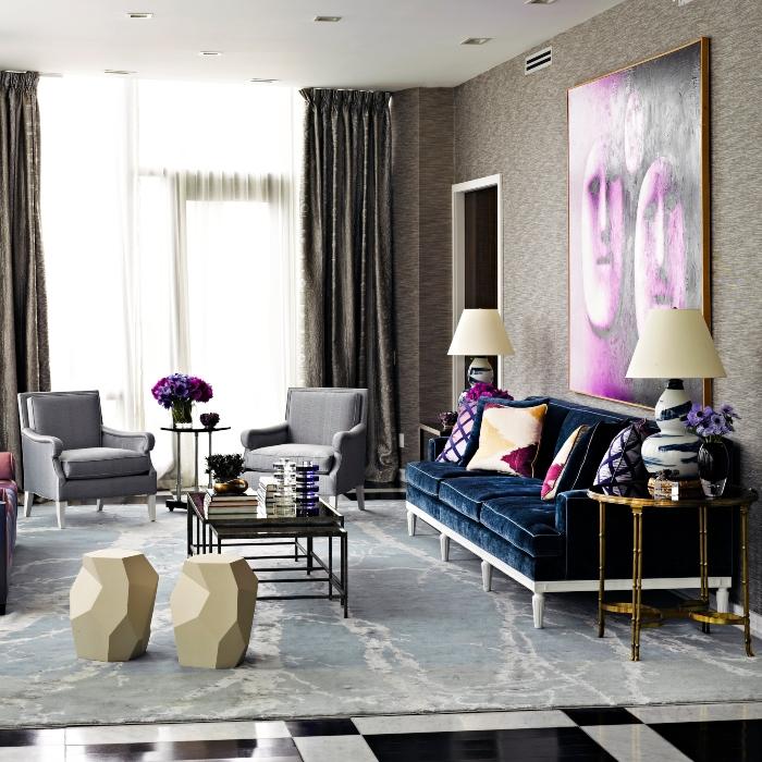 richard mishaan residencial best interior design projects richard mishaan Richard Mishaan: a New York Interior Design Leader richard 6 1