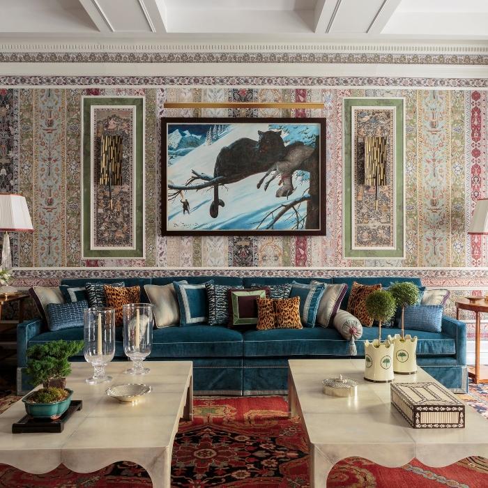 interior design projects new york richard mishaan  richard mishaan Richard Mishaan: a New York Interior Design Leader richard 7