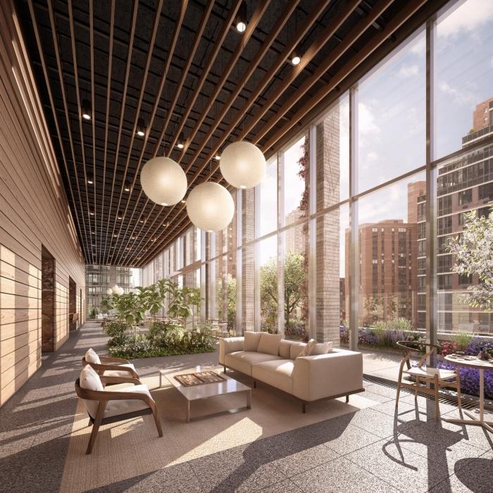 handel architects interior design
