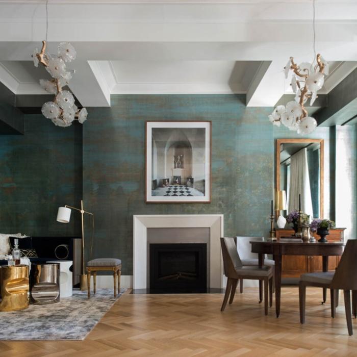 bennett leifer best interior design projects dining room