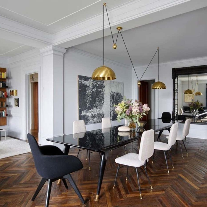 fawn galli interiors new york interior design dining room